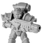 Picture of Exo-Lord Fusion Cannon (1)  - LAST FEW!