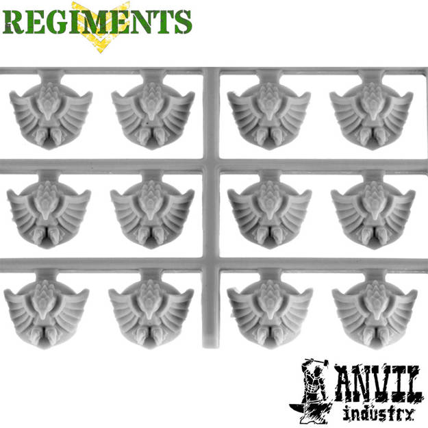 Picture of Eagle Shoulder Pads (6 pairs)