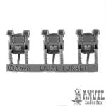 Picture of Dual Rifle Turrets (3)
