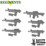 Picture of M4/M16 Assault Rifles (6 + mags)