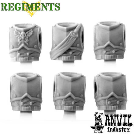 Picture of Cuirass Torsos - Male (6)
