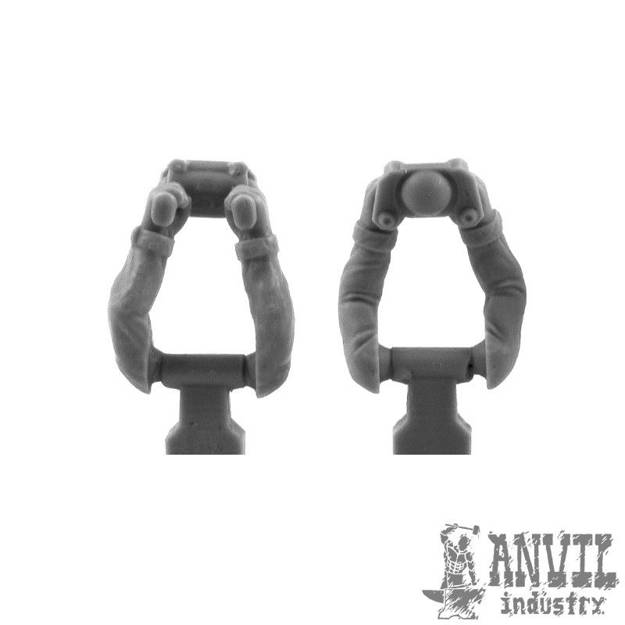Picture of Female Fatigue Heavy Weapon Arms (1 pair)
