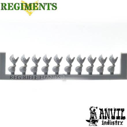 Picture of Regiments Pistol Grip Hands (10)
