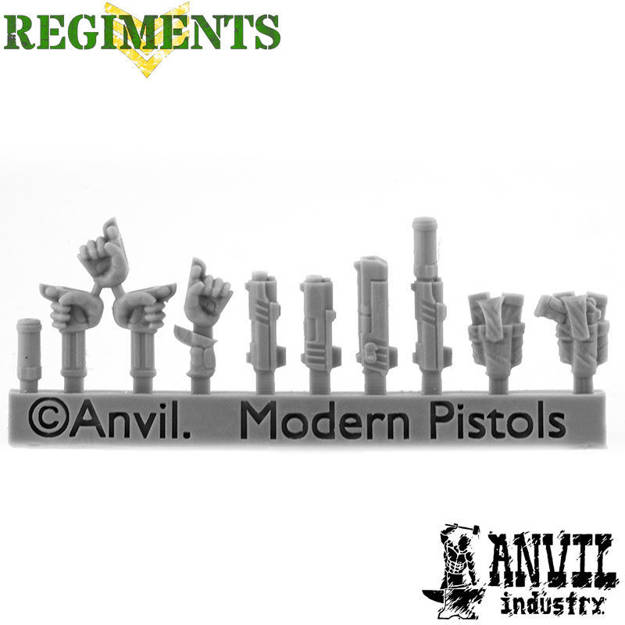 Picture of Modern Pistols (4)