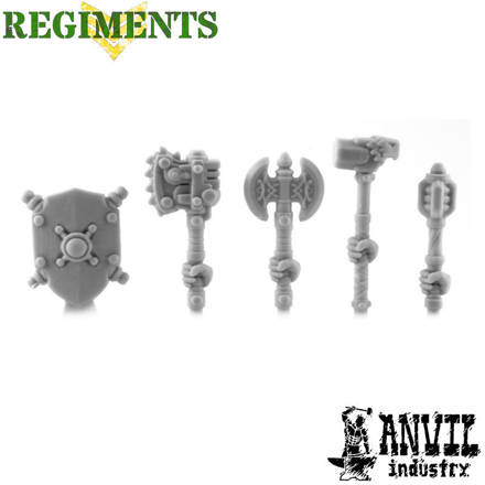 Picture of Gothic Melee Weapons (5)