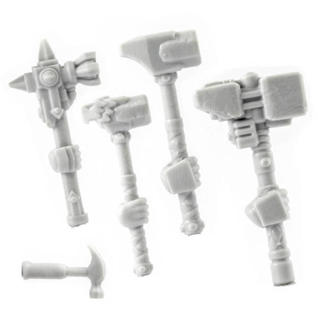 Picture of Mixed War Hammers (5)