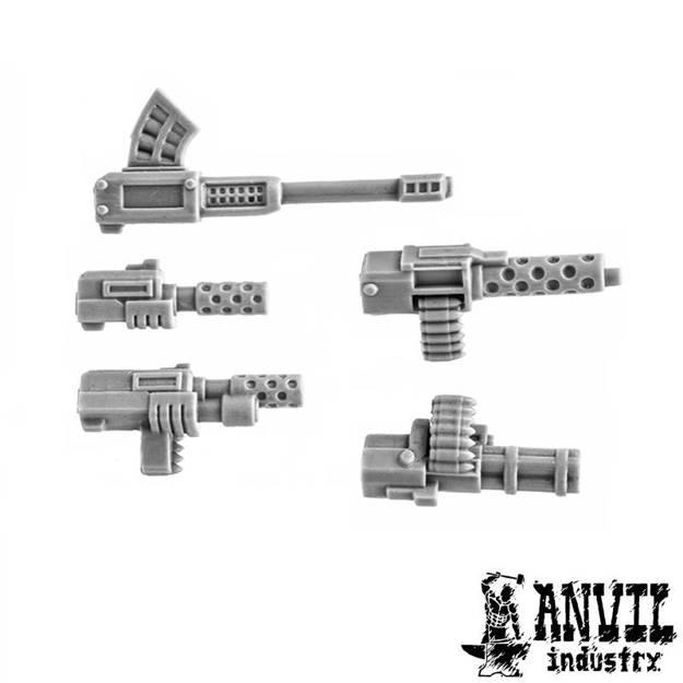 Picture of Turret Machine Guns (5)