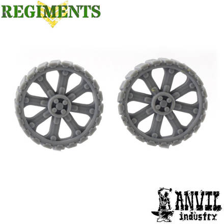 Picture of 16mm Trench Wheels (2)