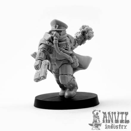 Picture of Armoured Commissar (1)