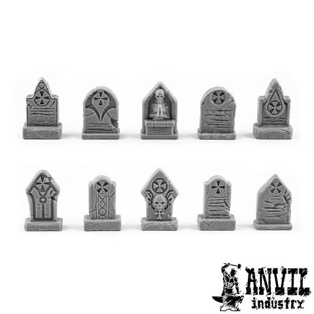 Picture of Tombstones (10)
