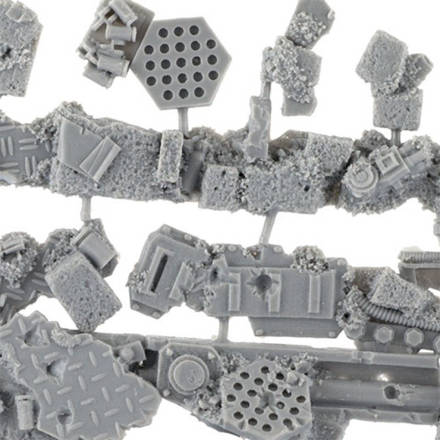 Picture of Scenic Basing Bits - Urban Rubble