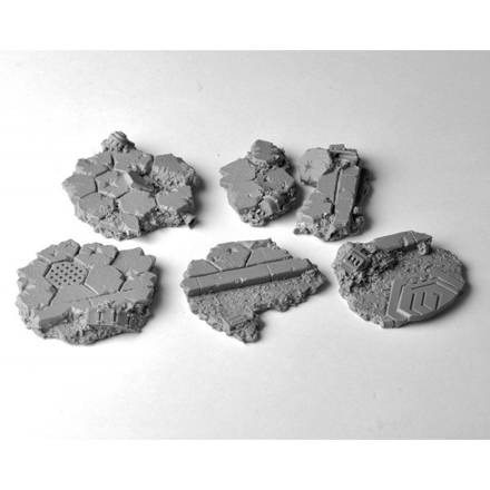 Picture of Hyper-City Industrial 30mm Base Toppers (5)