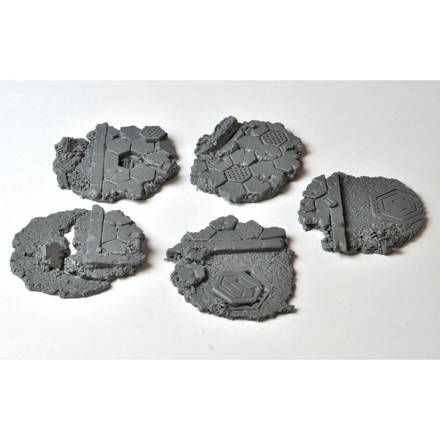 Picture of Hyper-City Industrial 40mm Base Toppers (5)