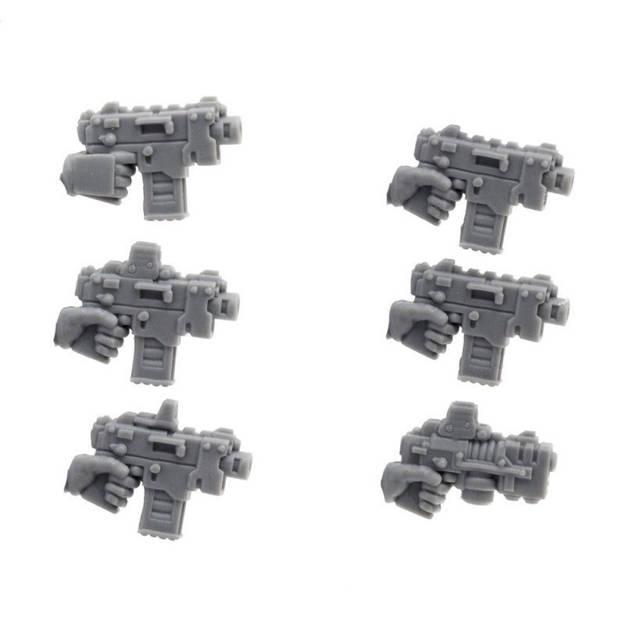 Picture of Widow Maker Pistol Mk.2 (Set of 6) - LAST FEW!