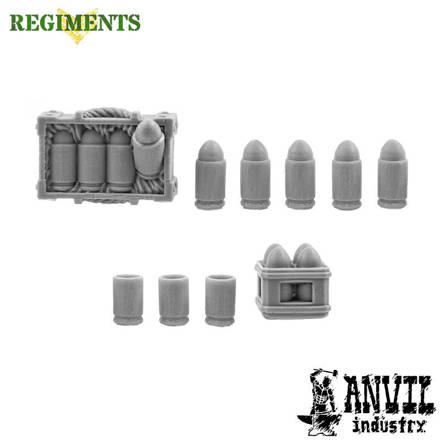 Picture of Artillery Shells Pack