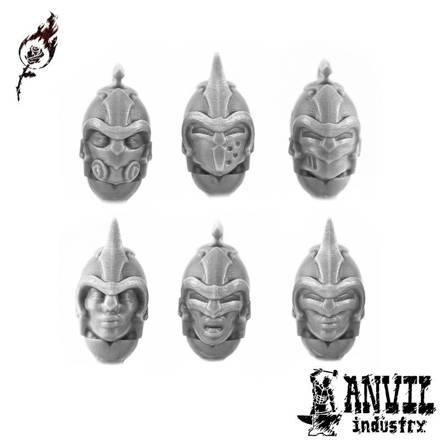 Picture of Female Gladiator Helmets (6)