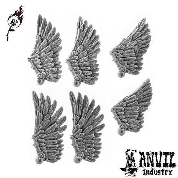Picture of Feathered Wings (3 Pairs)