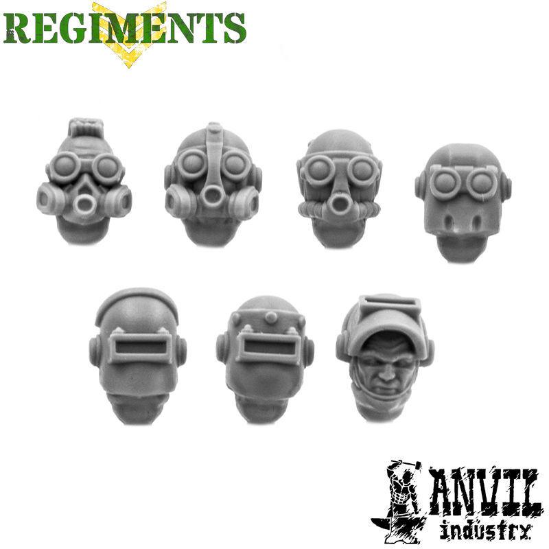 Welding Mask Heads