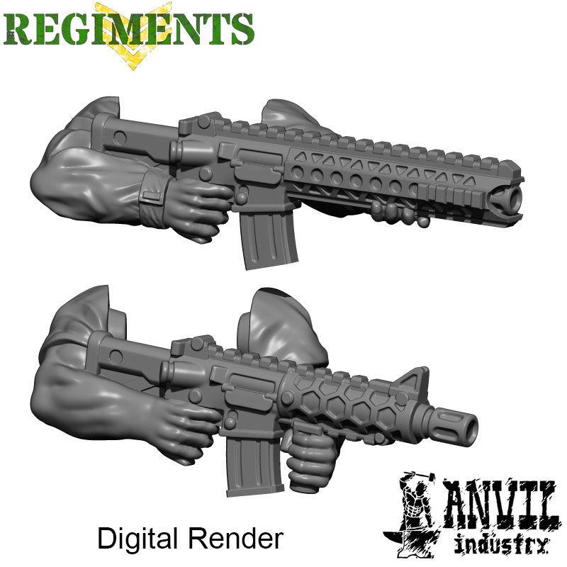 AR-15 Arms