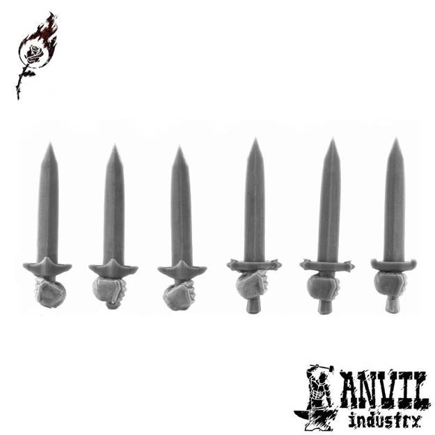 Picture of Arming Swords (6)