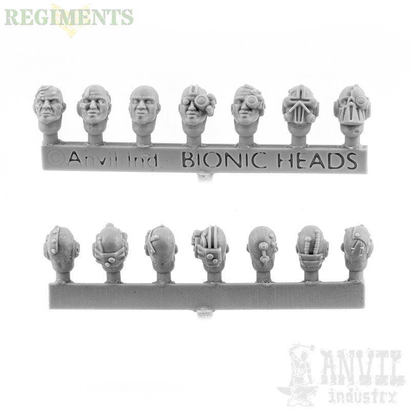 Bionic Heads