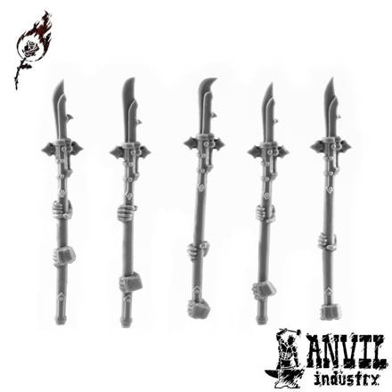 Picture of Polearms - Glaives (5)