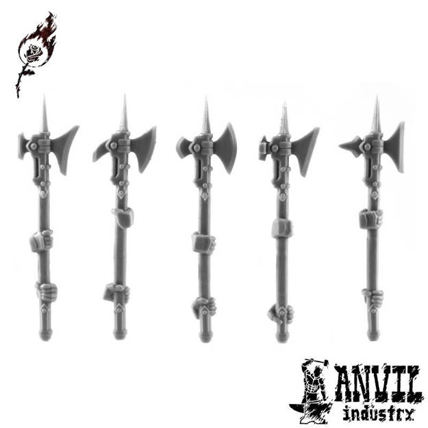 Picture of Polearms - Halberds (5)