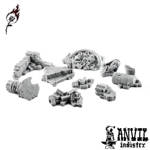 Picture of Gothic Ruins Scenic Basing Bits