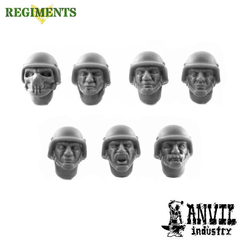 PASGT Helmets - Open Faced