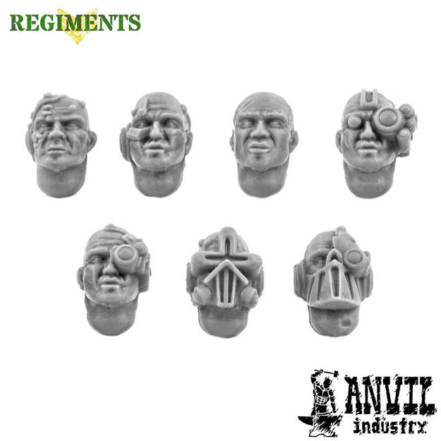 Picture of Bionic Heads - Male (7)