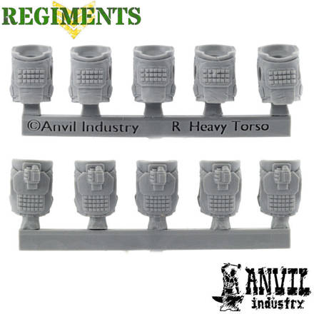 Picture of Heavy Armour Torsos (5)