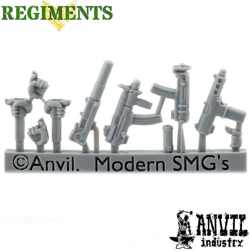 Modern SMG's