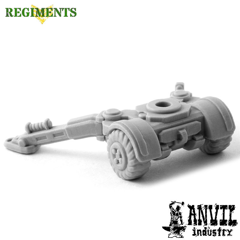 Gun Carriage [+$3.00]