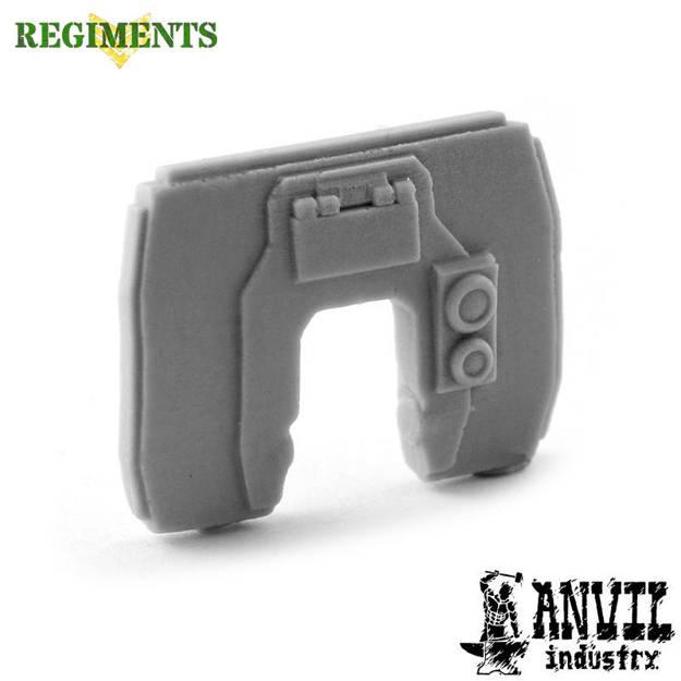 Picture of Gun Shield - Tech (1)