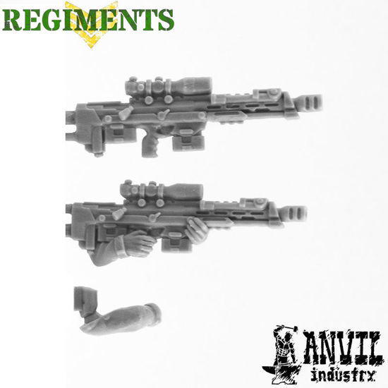 DSR-1 with Female Fatigue Arms [+€2.59]