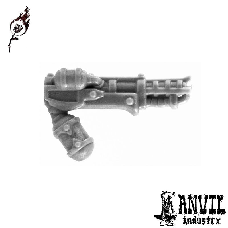 Gothic Flame Thrower (5) [+€2.40]