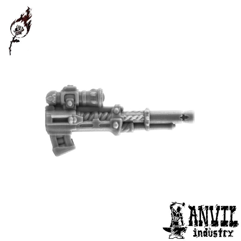 Executioner Rifle [+€1.11]