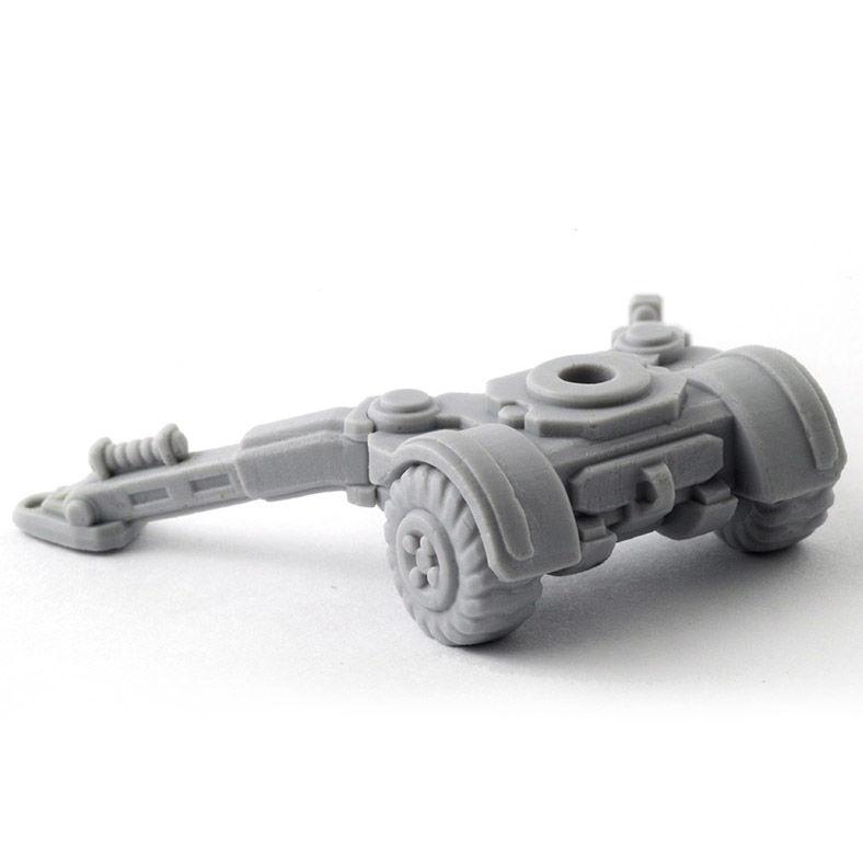 Gun Carriage [+€7.92]
