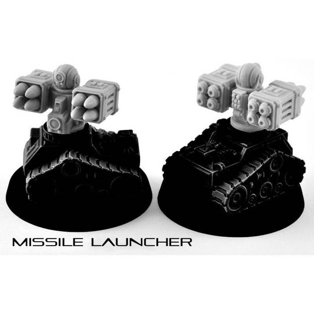 Picture of Taurus Missile Launcher (5)