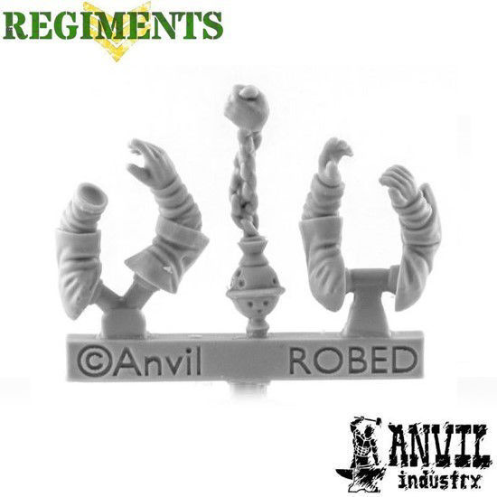 Robed [+€2.12]
