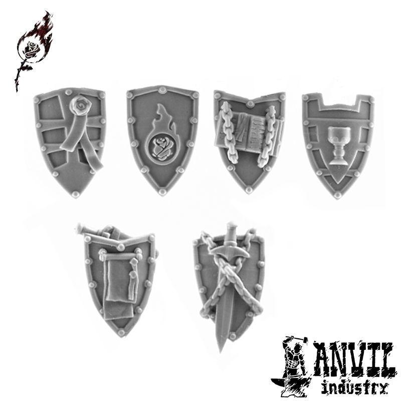 Decorative Shields [+$1.47]