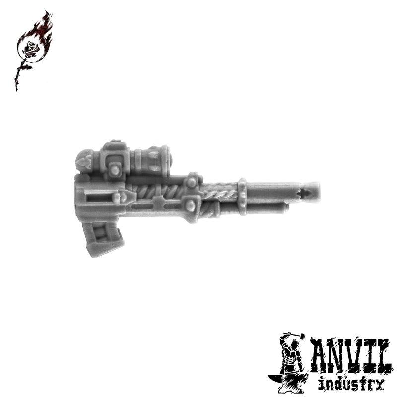 Executioner Long-Rifle