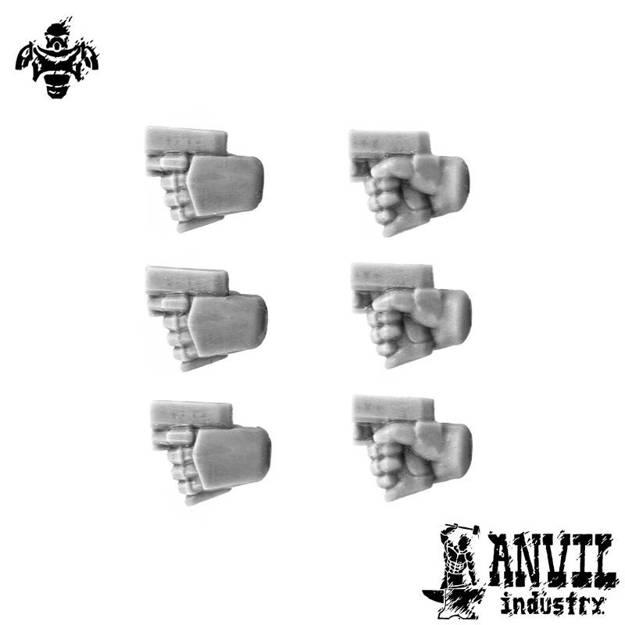 Picture of Exo Pistol Hands (6)