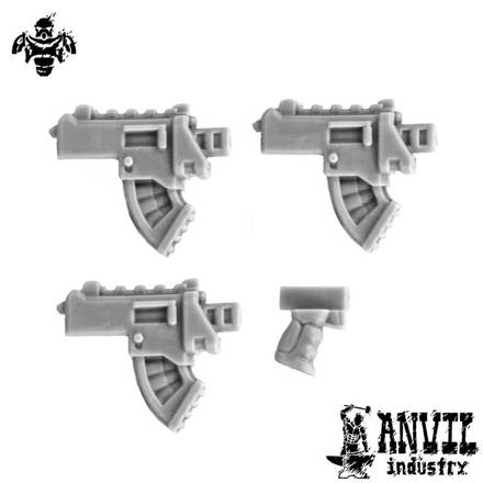 Picture of Black Ops Exorcist Pistols (3)