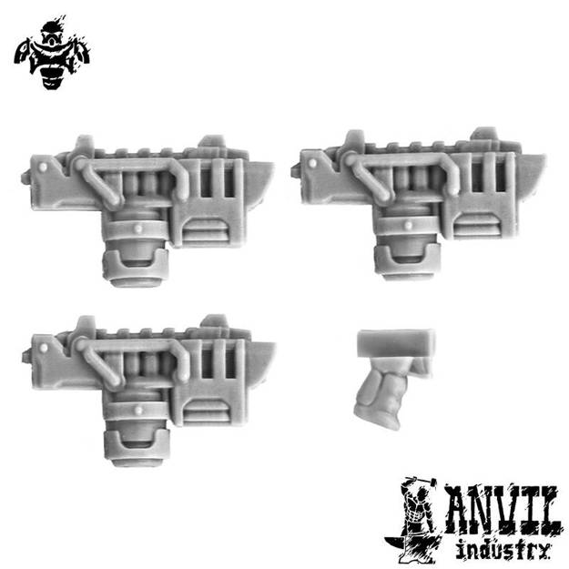 Picture of Exo-Lord Ion Pistols (3)