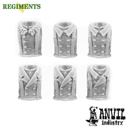 Picture of Female Greatcoat Torsos (6)
