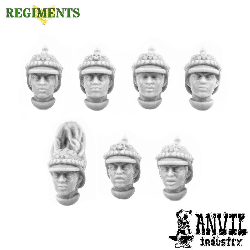 Female Pickelhaube Helmets