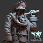 Picture of Digital - Armoured Trencher Officer