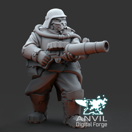 Picture of Digital - Armoured Trencher Ogre
