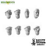 Picture of Beret Veteran Heads - Male (8)
